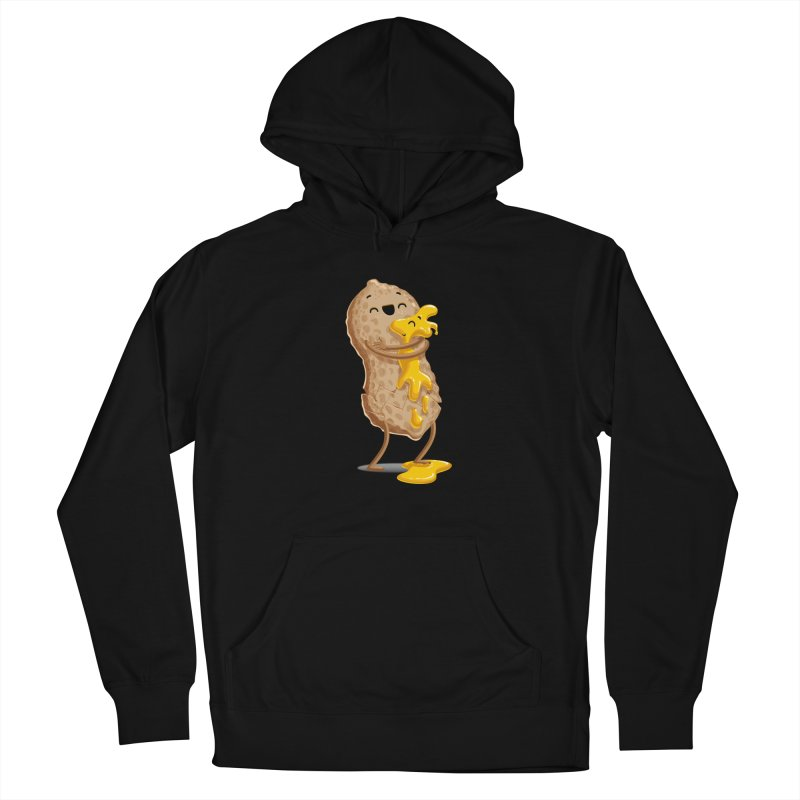 Peanut'n Butter Men's French Terry Pullover Hoody by T2U