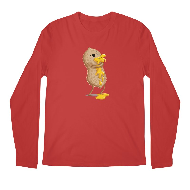 Peanut'n Butter Men's Regular Longsleeve T-Shirt by T2U