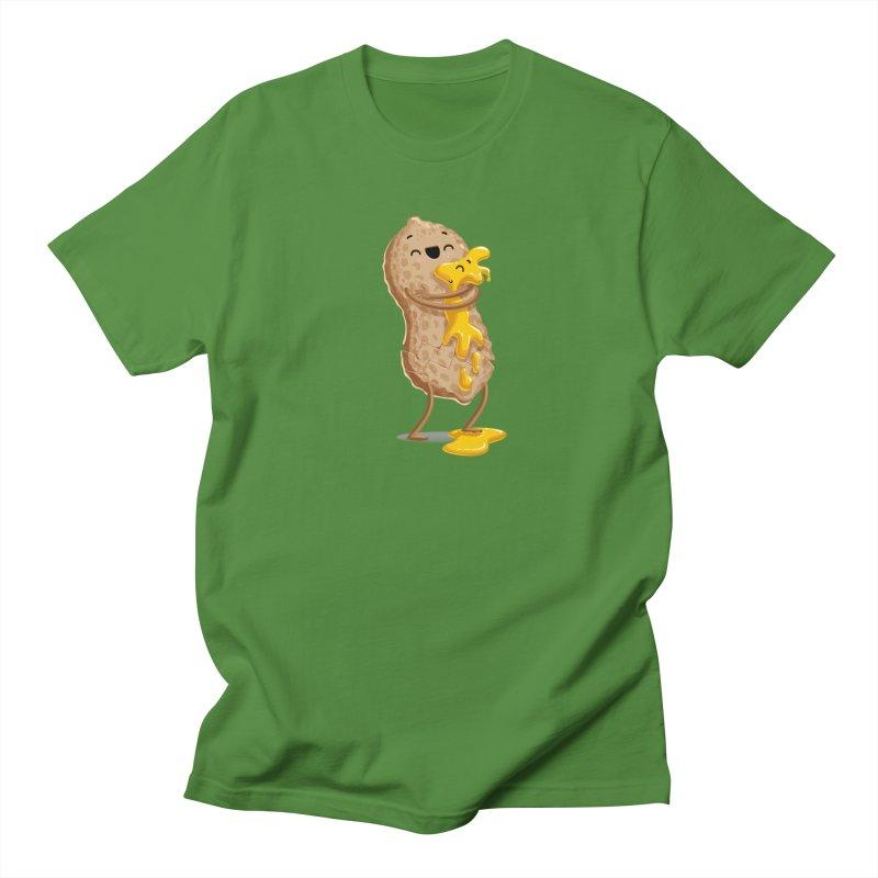 Peanut'n Butter Men's T-Shirt by T2U