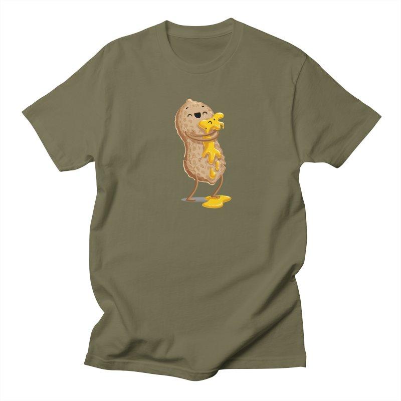 Peanut'n Butter Men's T-shirt by Tiago Möller Art Shop