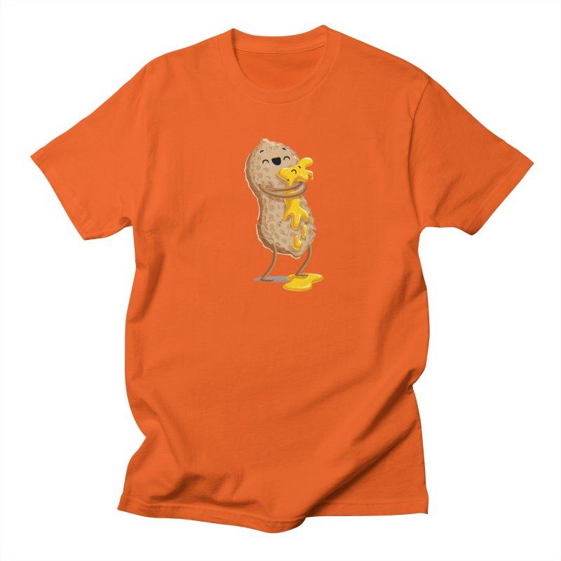 Peanut'n Butter Men's Regular T-Shirt by T2U