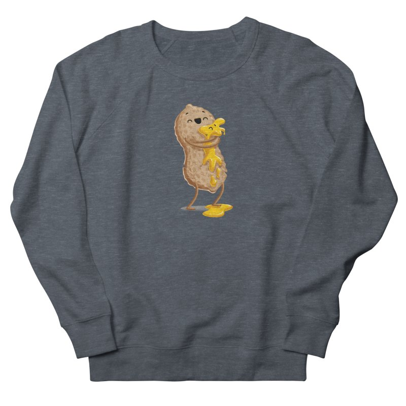 Peanut'n Butter Men's Sweatshirt by Tiago Möller Art Shop