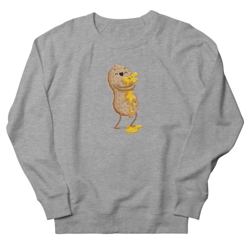 Peanut'n Butter Men's French Terry Sweatshirt by T2U