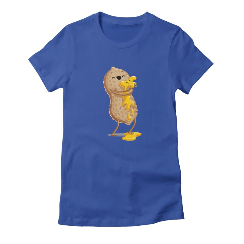 Peanut'n Butter Women's T-Shirt by T2U