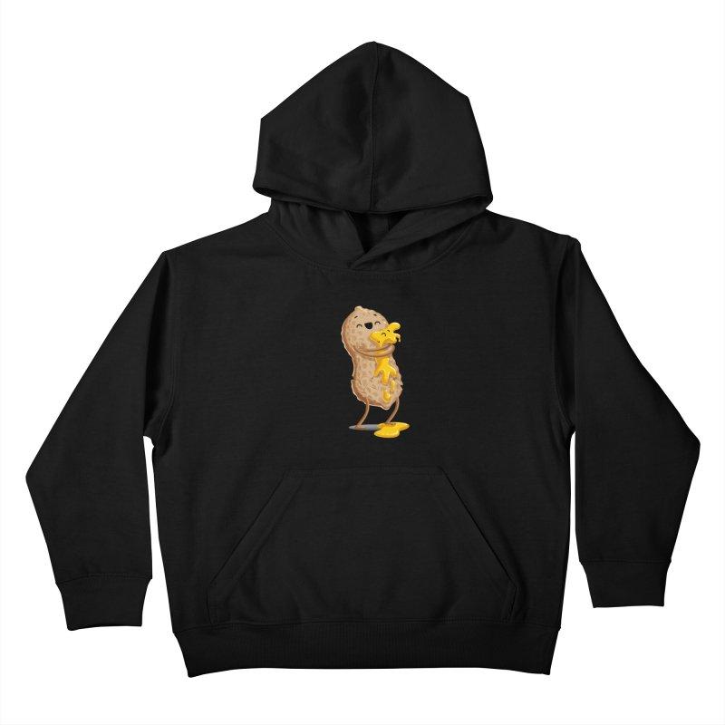 Peanut'n Butter Kids Pullover Hoody by T2U
