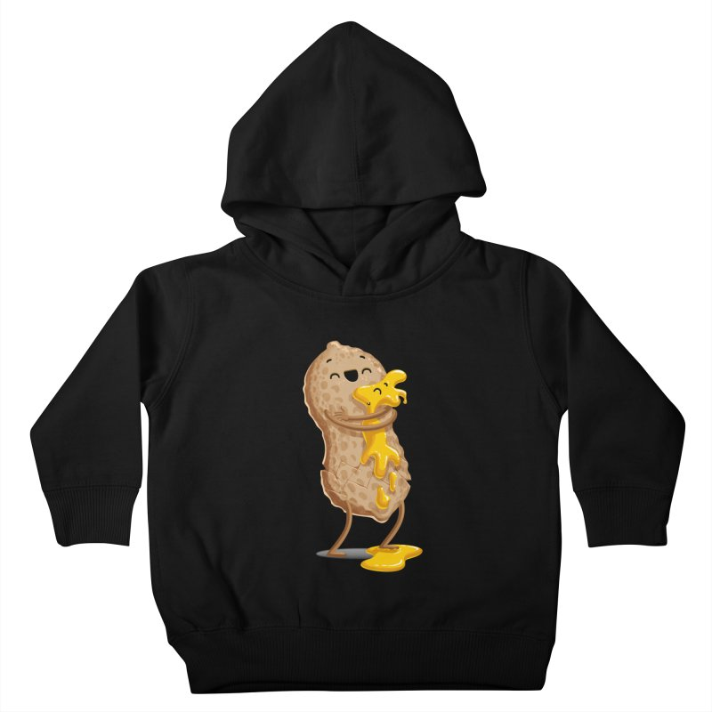 Peanut'n Butter Kids Toddler Pullover Hoody by T2U