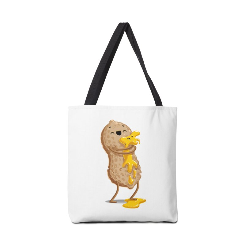 Peanut'n Butter Accessories Tote Bag Bag by T2U