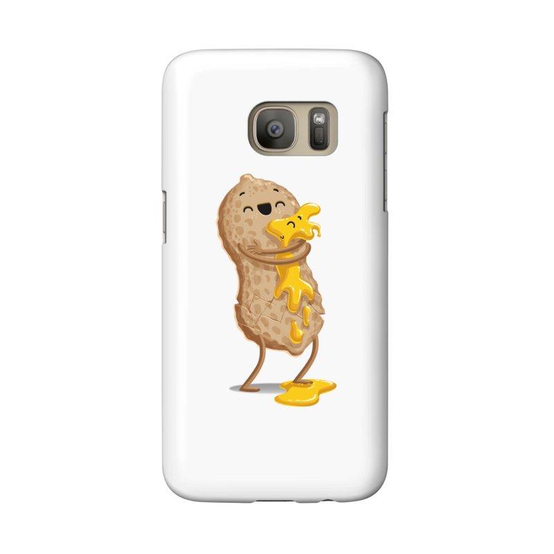 Peanut'n Butter Accessories Phone Case by T2U