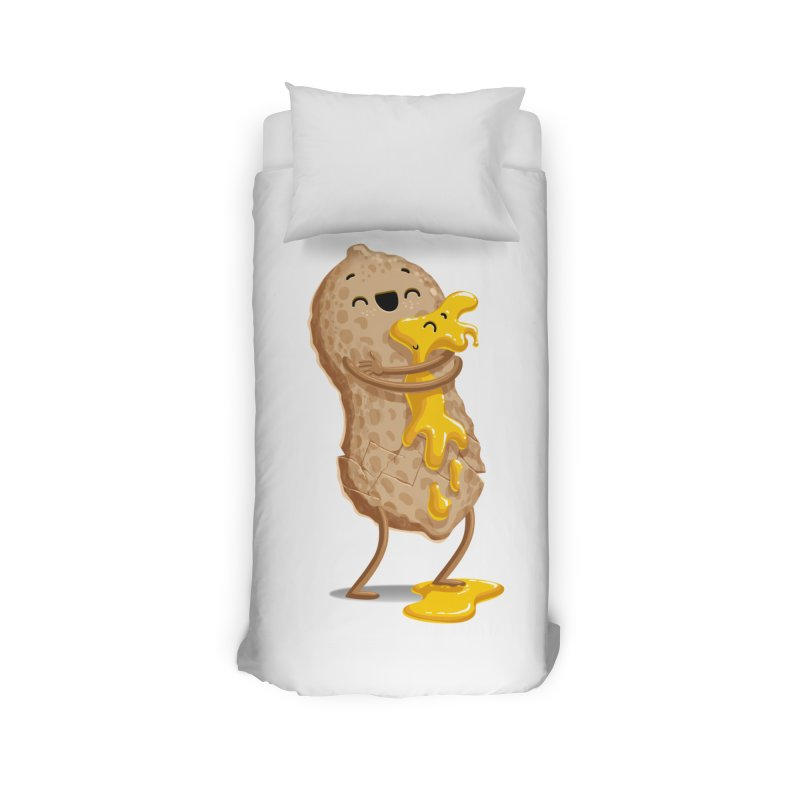 Peanut'n Butter Home Duvet by T2U