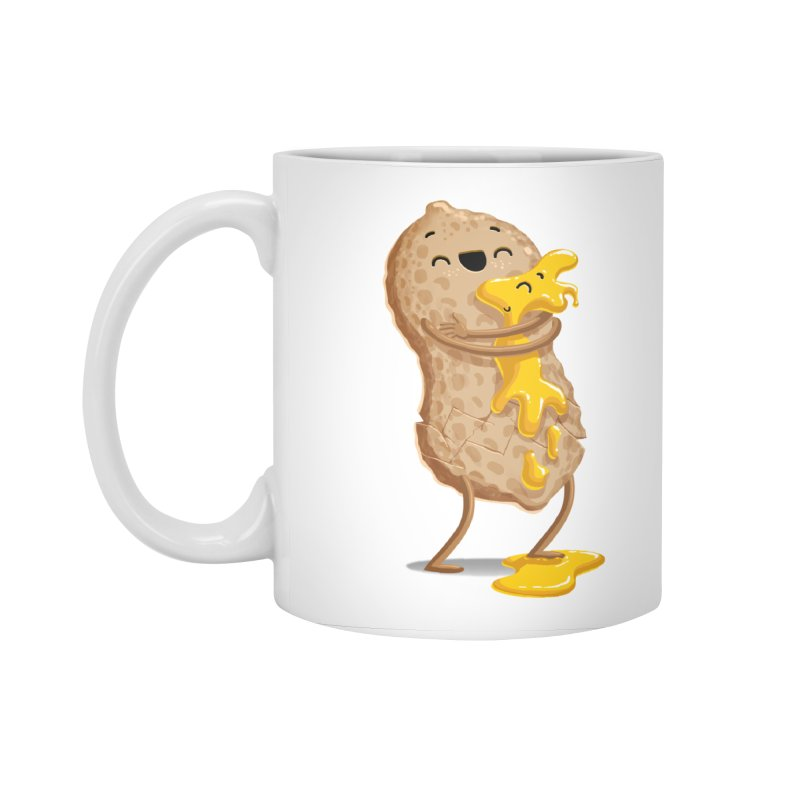 Peanut'n Butter Accessories Standard Mug by T2U