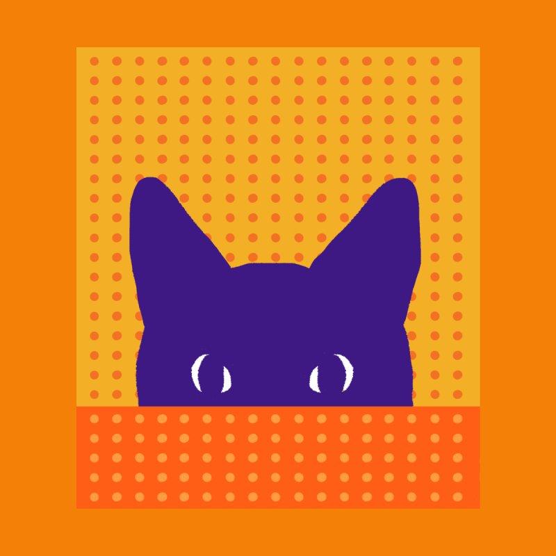 Cat with polka dots Accessories Mug by tiikae's Shop