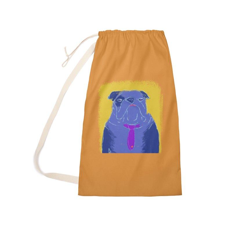Bulldog Accessories Bag by tiikae's Shop