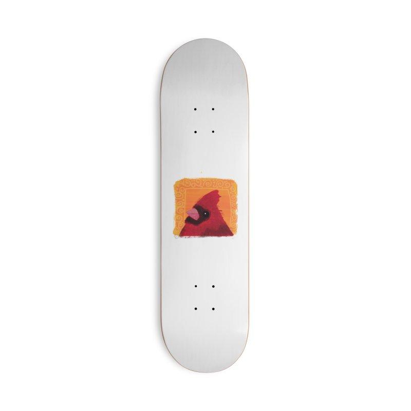 Cardinal Accessories Skateboard by tiikae's Shop