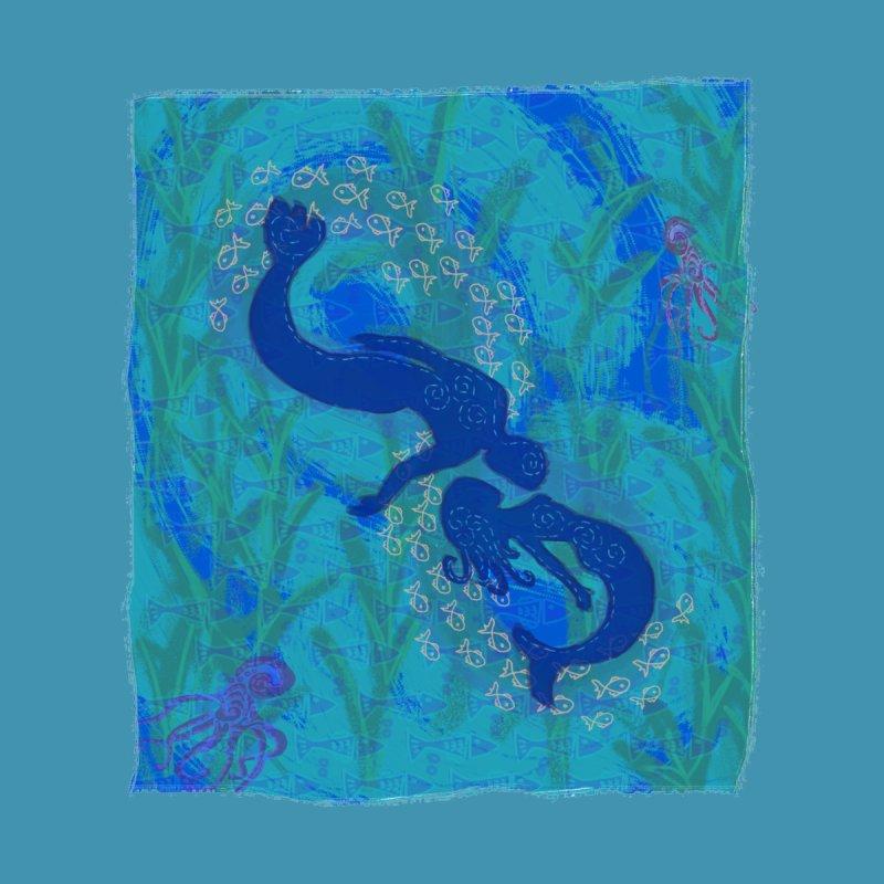 Michelle's Merpeople Home Blanket by tiikae's Shop