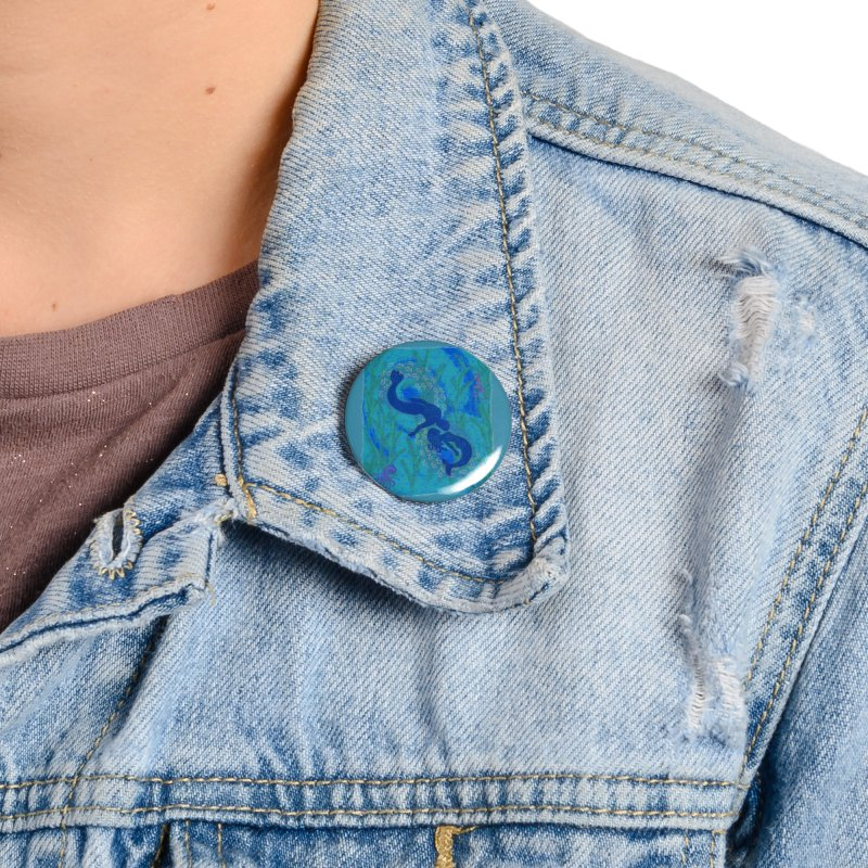 Michelle's Merpeople Accessories Button by tiikae's Shop