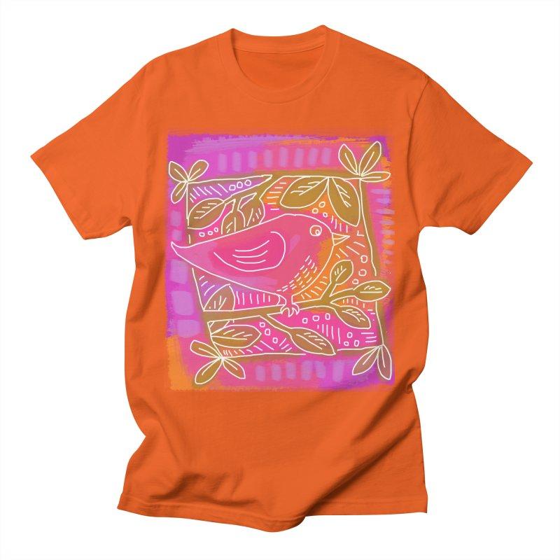 Birdie Men's T-Shirt by tiikae's Shop