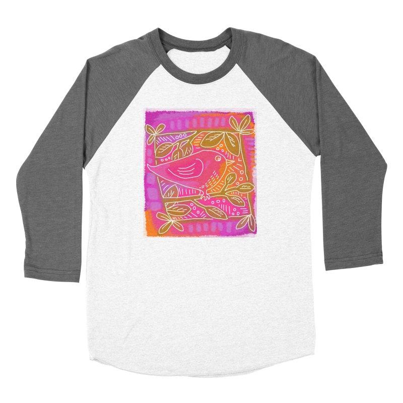 Birdie Women's Longsleeve T-Shirt by tiikae's Shop