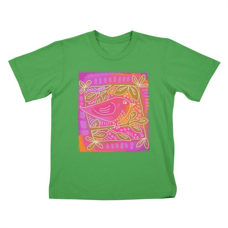 Birdie Kids T-Shirt by tiikae's Shop