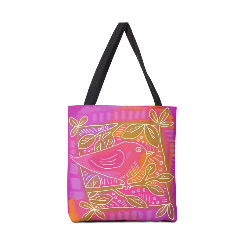 Birdie Accessories Bag by tiikae's Shop