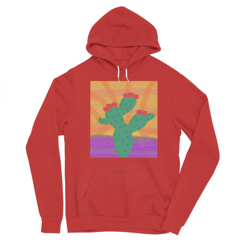 a Cactus Men's Pullover Hoody by tiikae's Shop