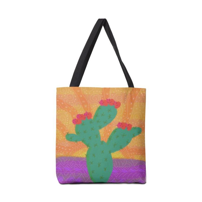 a Cactus Accessories Bag by tiikae's Shop