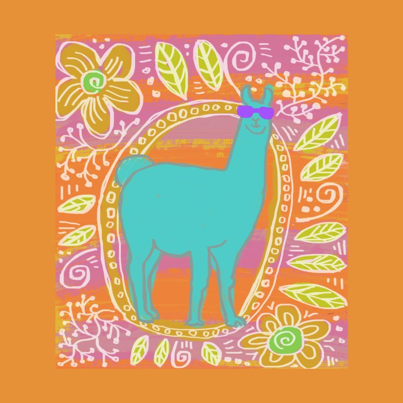 one cool llama Accessories Bag by tiikae's Shop