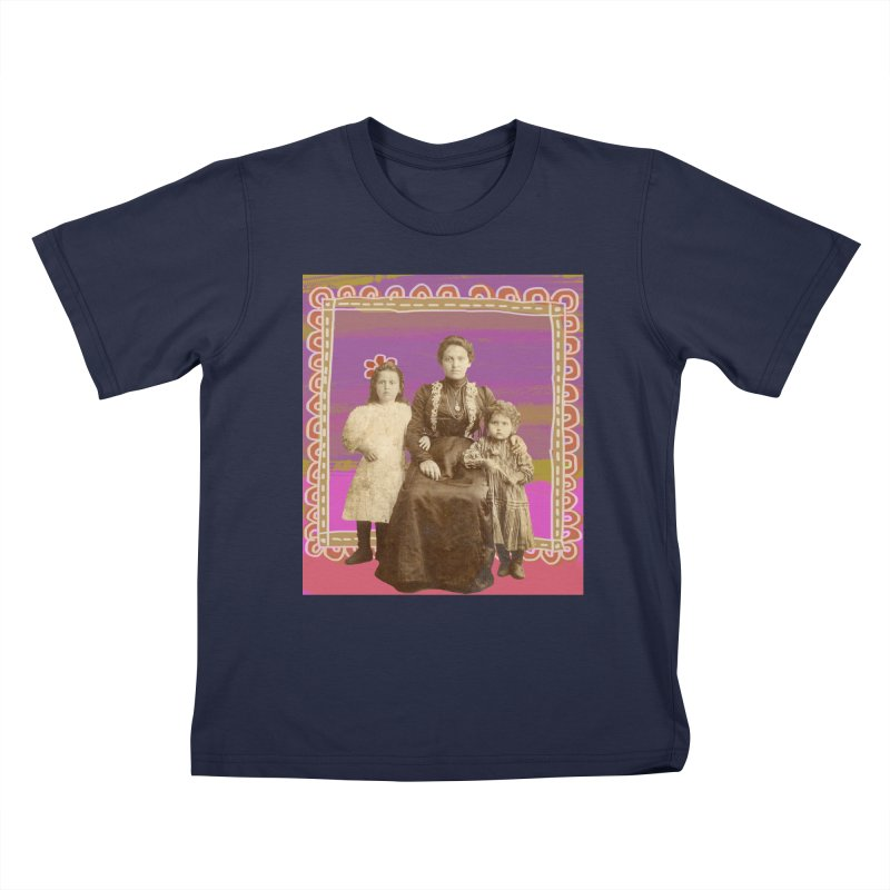 Grandma Kids T-Shirt by tiikae's Shop