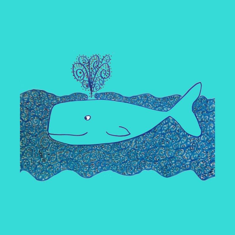 Whale, Whale, Whale... Kids T-Shirt by tiikae's Shop