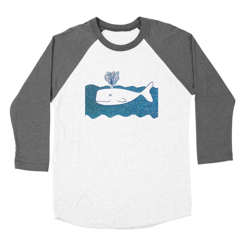 Whale, Whale, Whale... Women's Longsleeve T-Shirt by tiikae's Shop