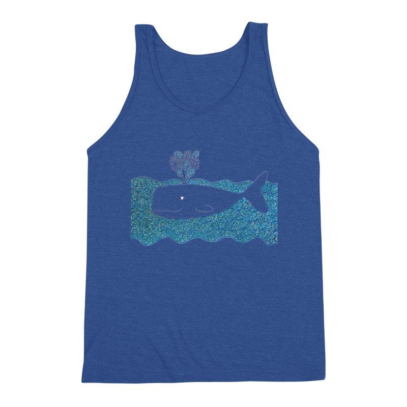 Whale, Whale, Whale... Men's Tank by tiikae's Shop