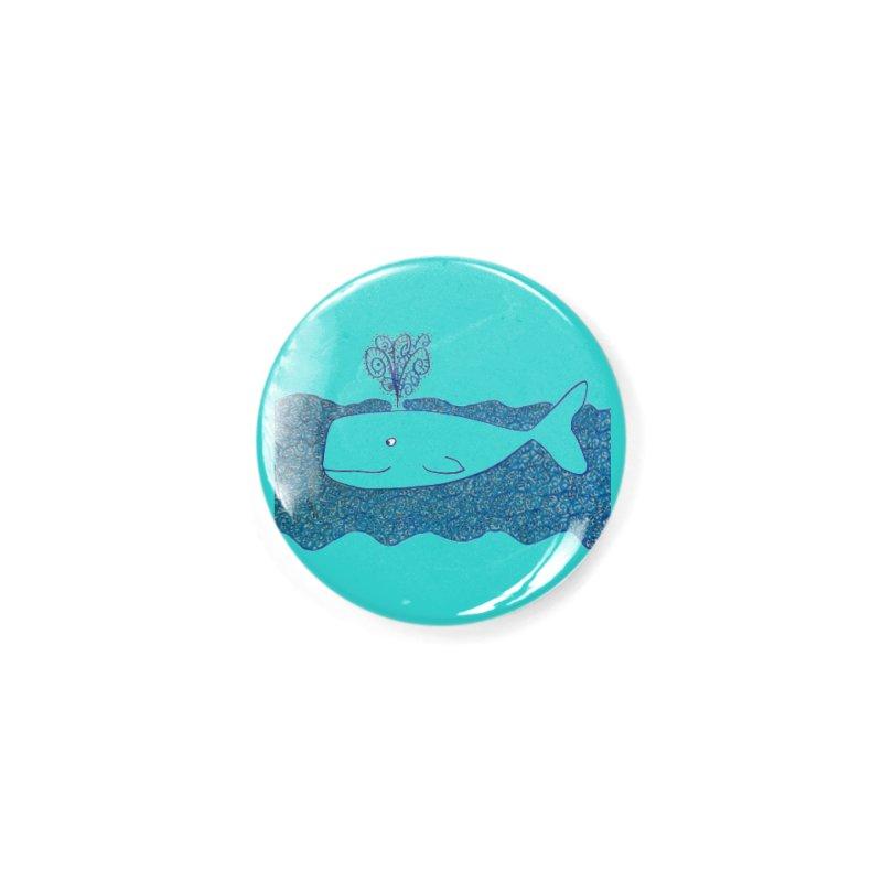 Whale, Whale, Whale... Accessories Button by tiikae's Shop