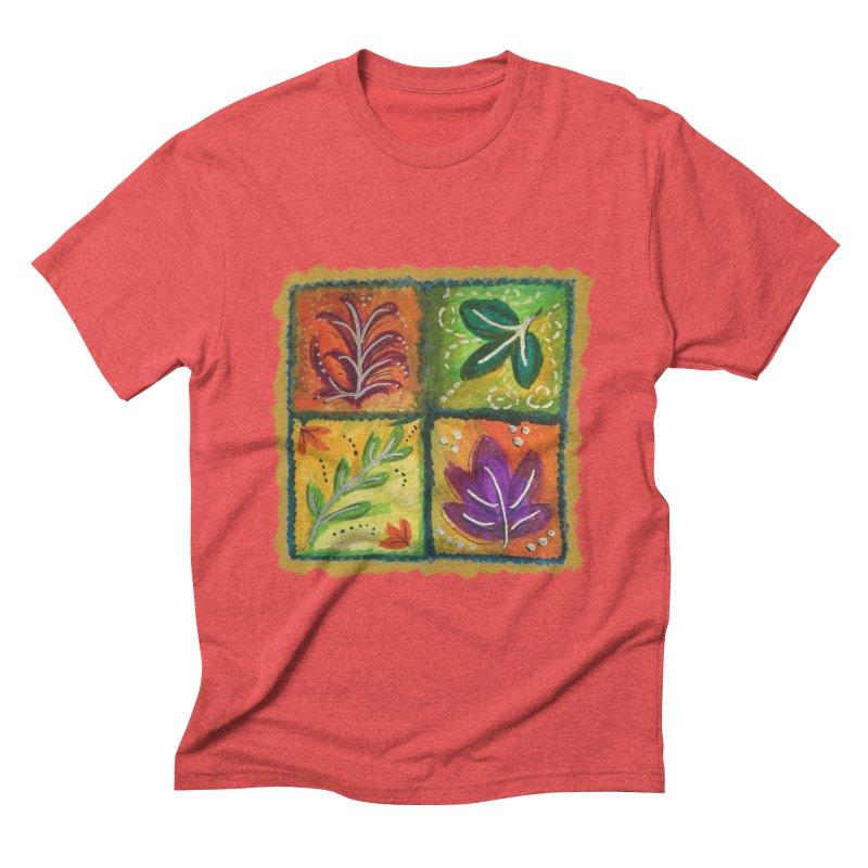 Leaves Men's T-Shirt by tiikae's Shop