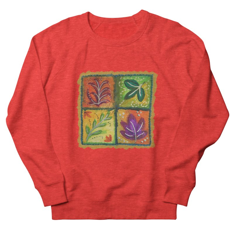 Leaves Men's Sweatshirt by tiikae's Shop