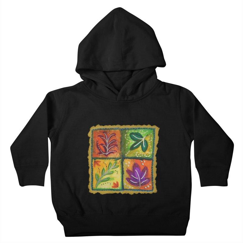 Leaves Kids Toddler Pullover Hoody by tiikae's Shop