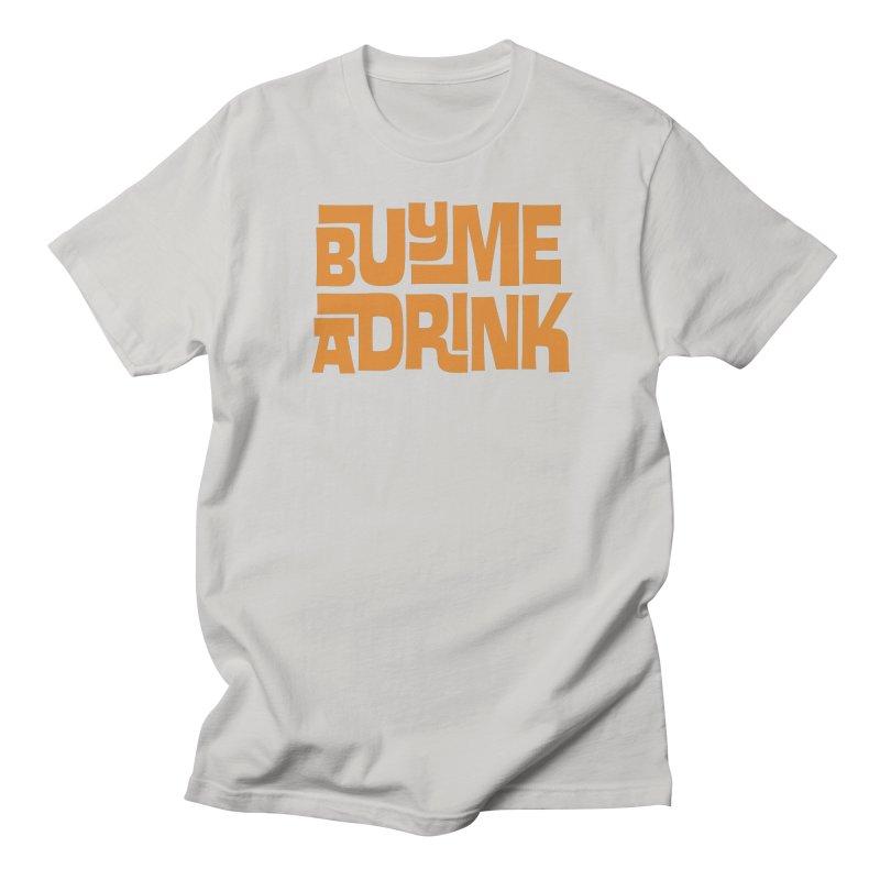 Buy Me a Drink Men's T-Shirt by Tiki Bar TV's Shop
