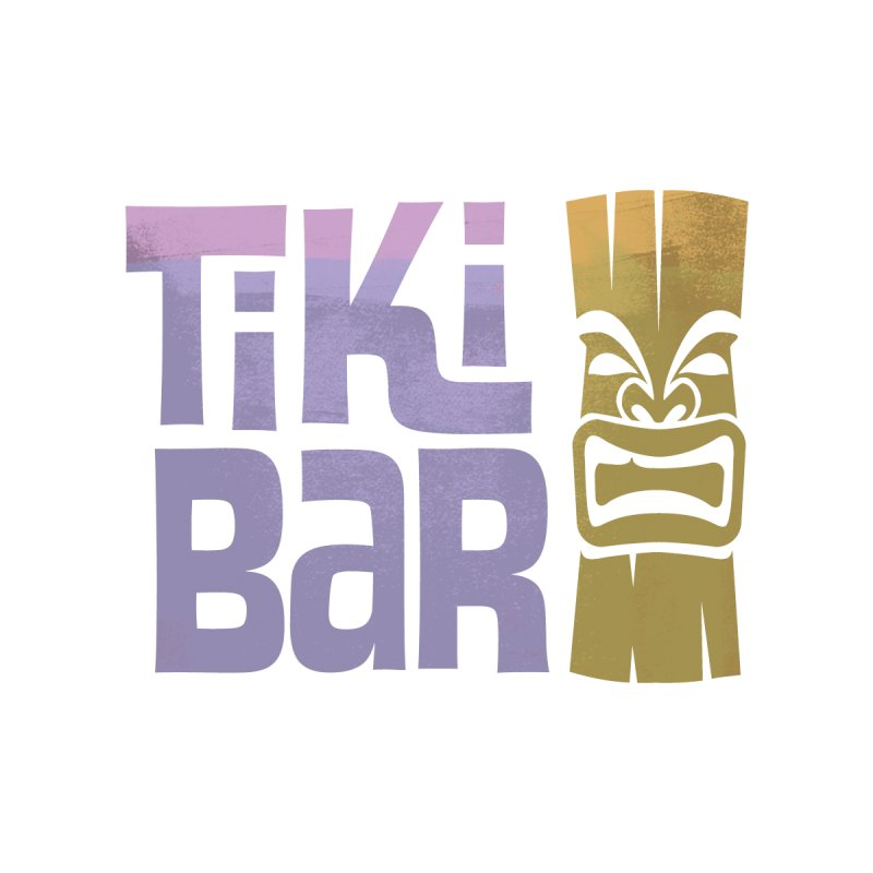 Tiki Bar TV Logo Men's T-Shirt by Tiki Bar TV's Shop