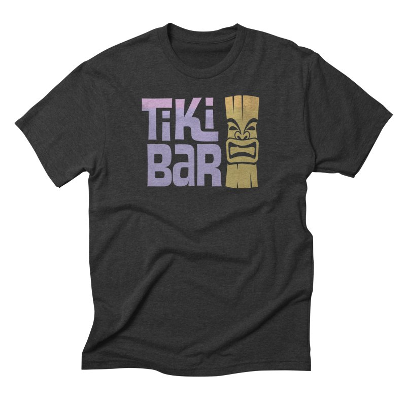Tiki Bar TV Logo Men's Triblend T-Shirt by Tiki Bar TV's Shop