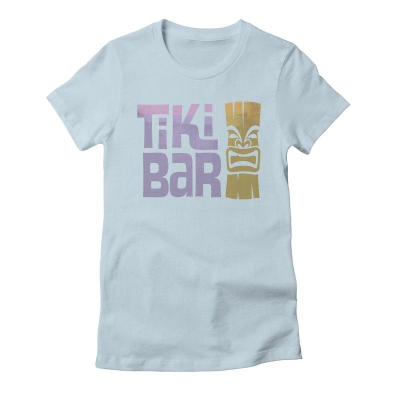 Tiki Bar TV Logo Women's T-Shirt by Tiki Bar TV's Shop