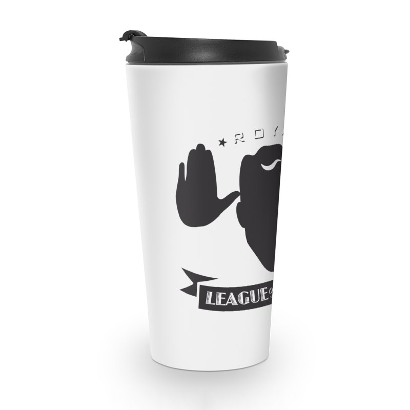 Royal League of Bunnies Accessories Travel Mug by Tiki Bar TV's Shop