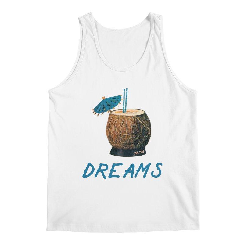 DREAMS Men's Regular Tank by Tiki Del