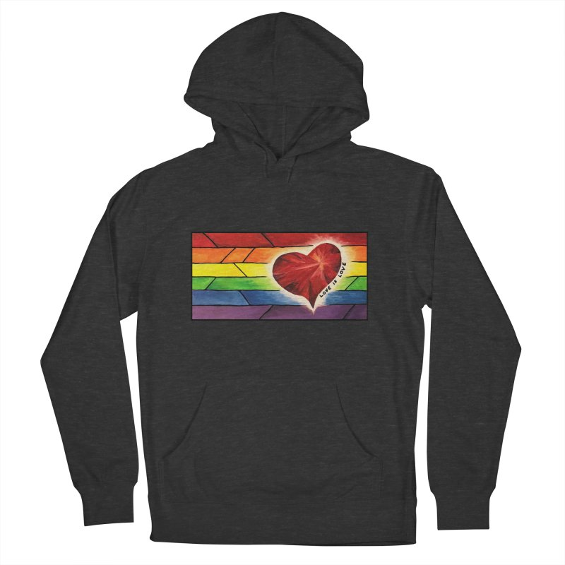 Love is Love   by Tilted Windmill's Artist Shop