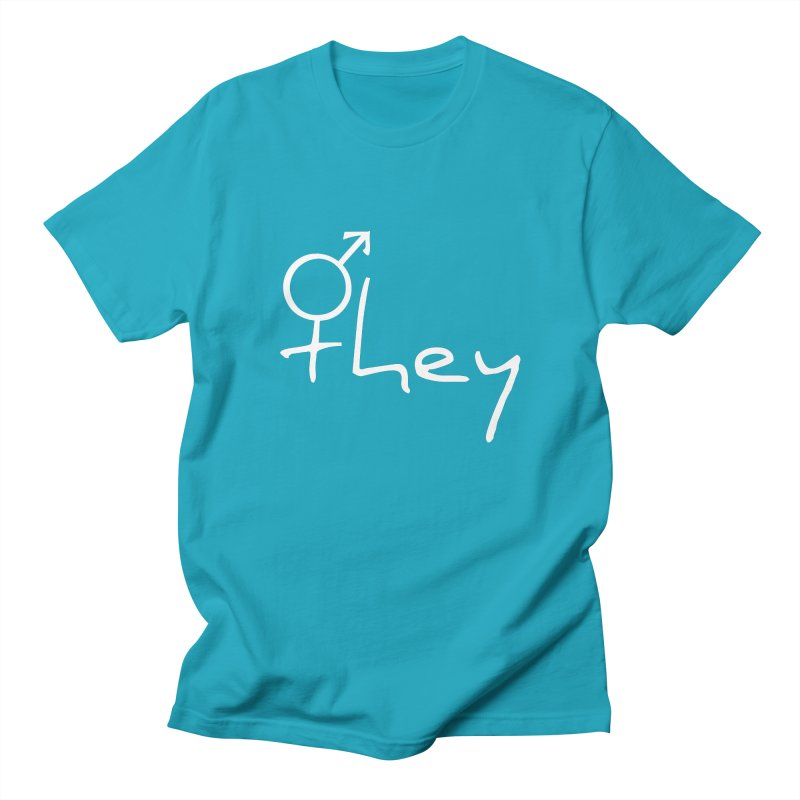 they Men's T-shirt by Tilted Windmill's Artist Shop