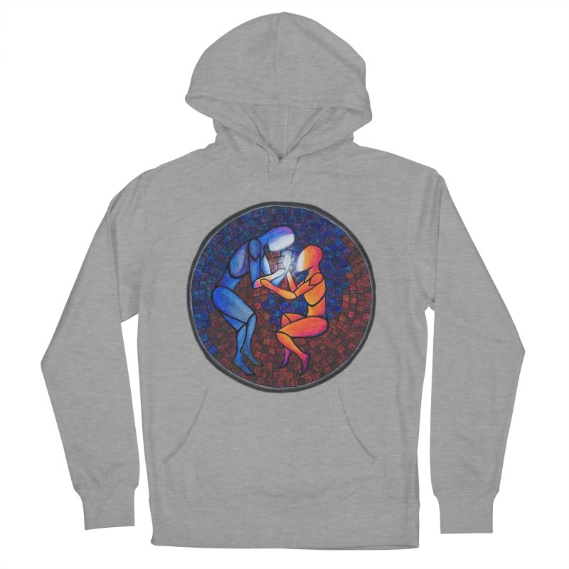 Find Your Heart(h) Women's Pullover Hoody by Tilted Windmill's Artist Shop