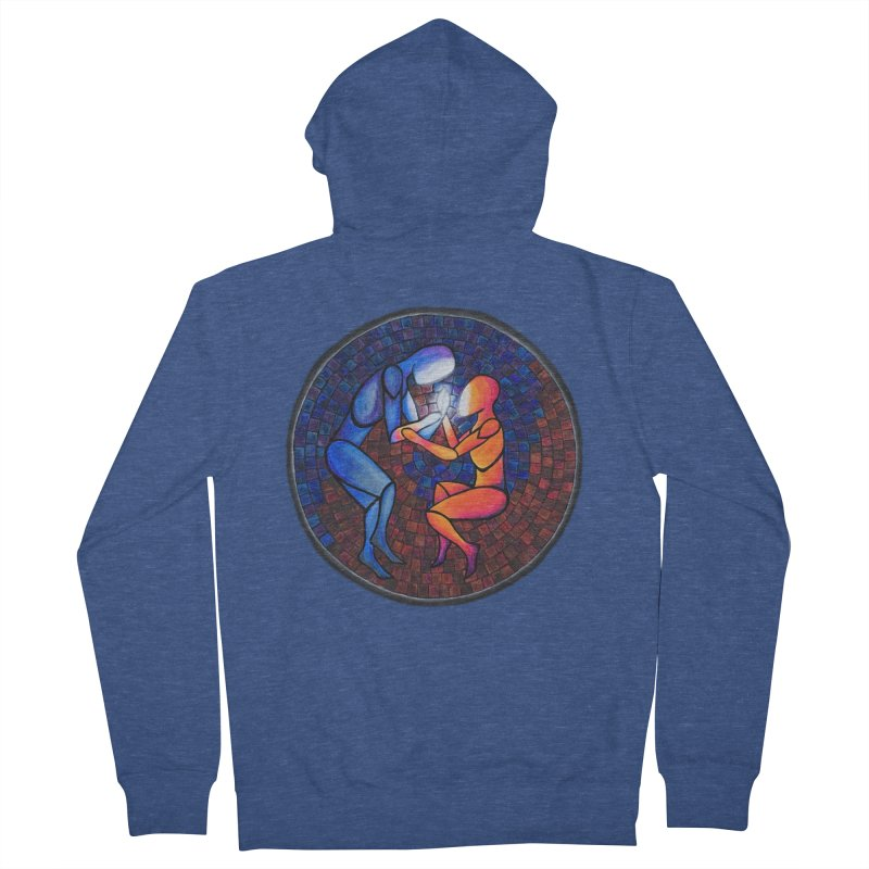 Find Your Heart(h) Women's Zip-Up Hoody by Tilted Windmill's Artist Shop
