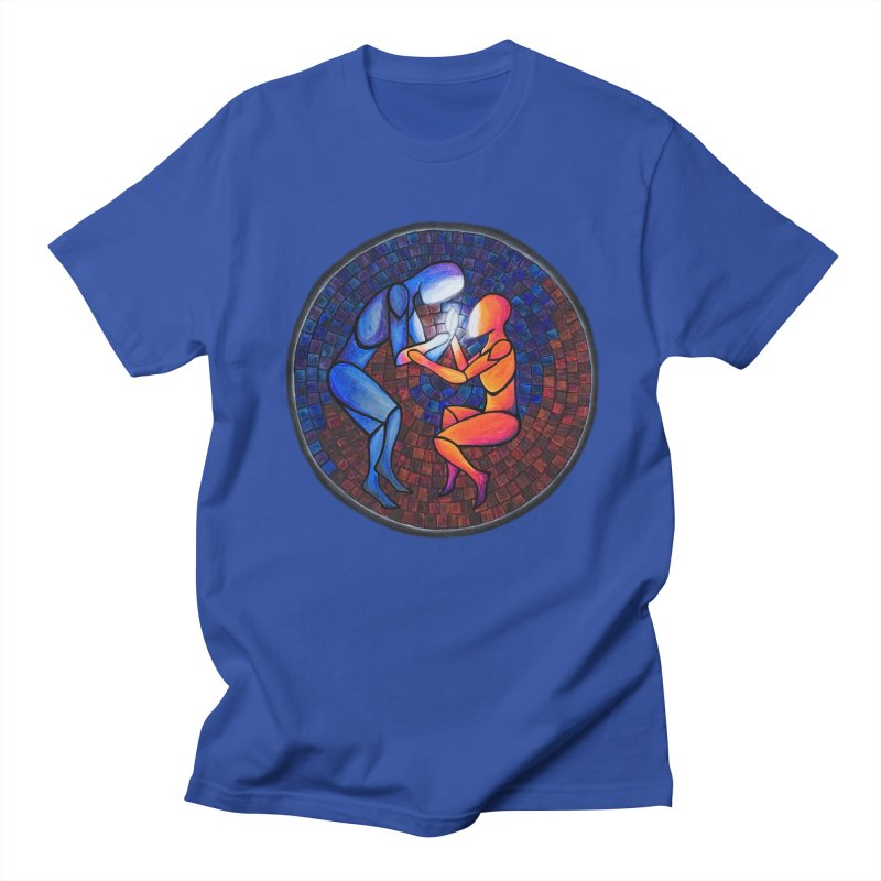 Find Your Heart(h) Men's T-shirt by Tilted Windmill's Artist Shop