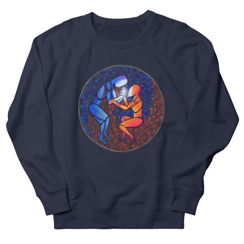 Find Your Heart(h) Men's Sweatshirt by Tilted Windmill's Artist Shop