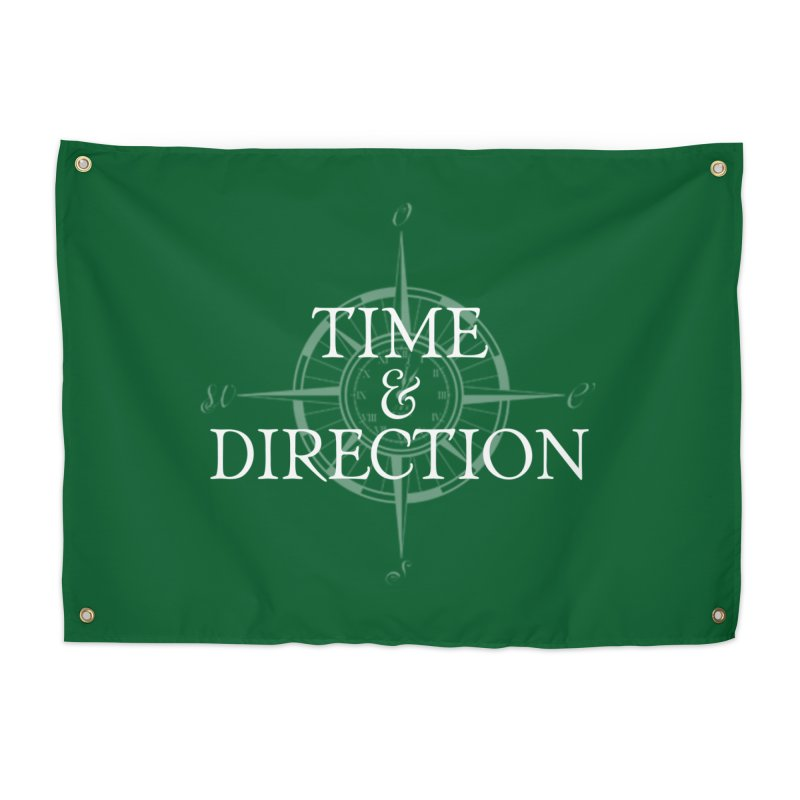 Time & Direction Compass Home Tapestry by Time & Direction Wines's Artist Shop