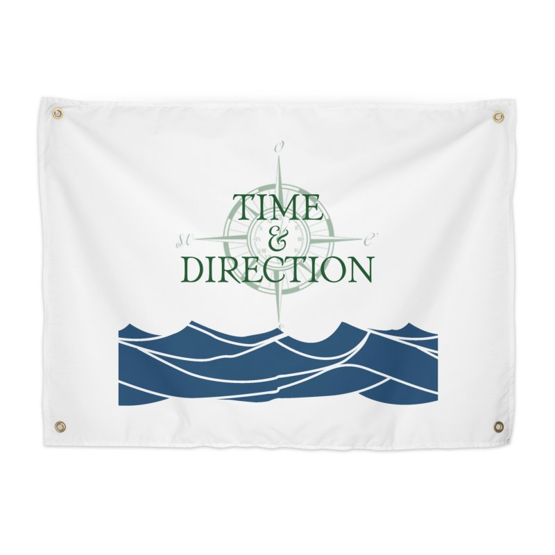 T&D Waves Home Tapestry by Time & Direction Wines's Artist Shop