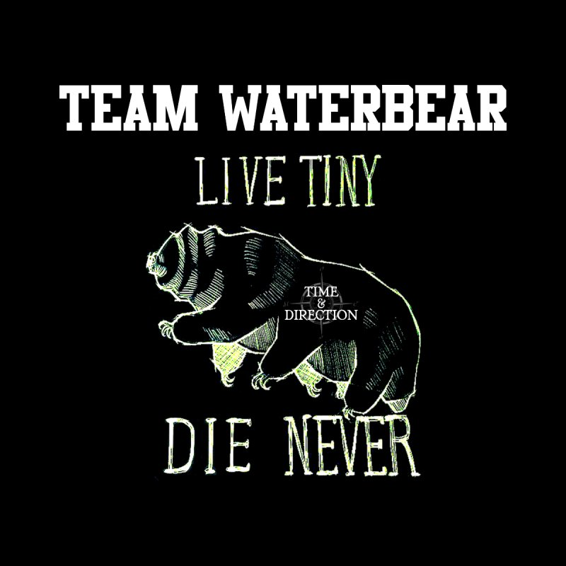 Team Waterbear by Time & Direction Wines's Artist Shop