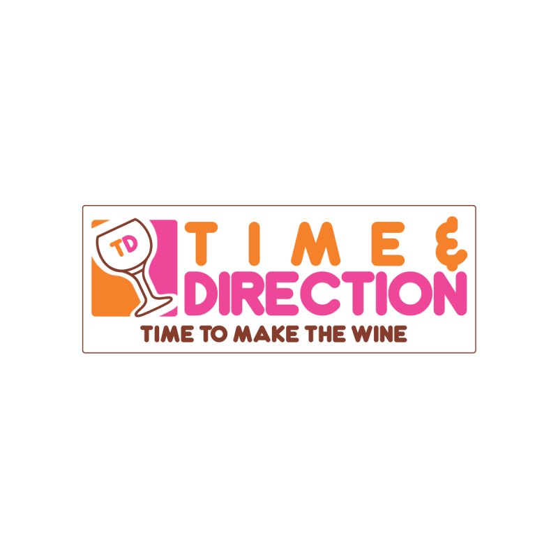 America Runs on T&D by Time & Direction Wines's Artist Shop